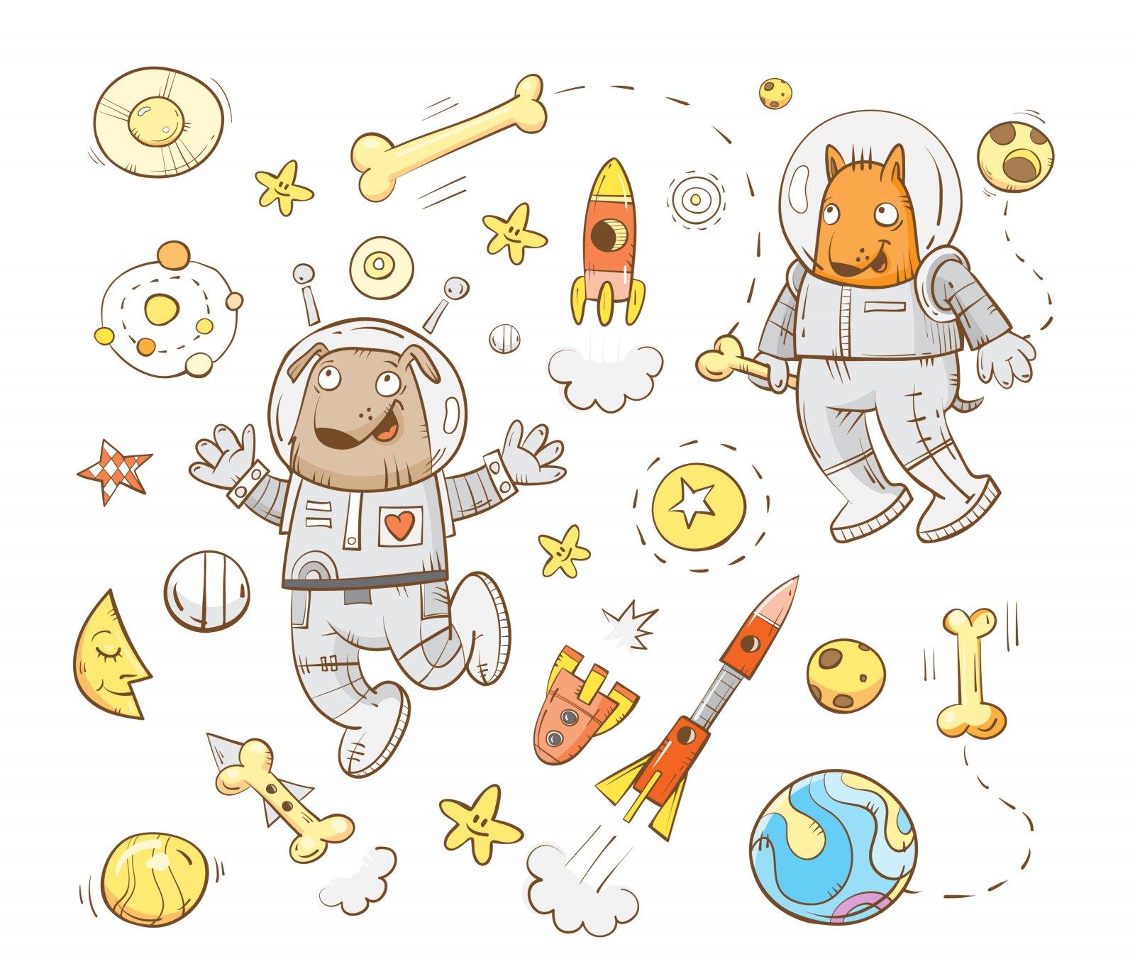 Vesmír - 48 aktivít a 2 unikátne príbehy